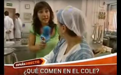 España Directo visita a Colectividades Chabe