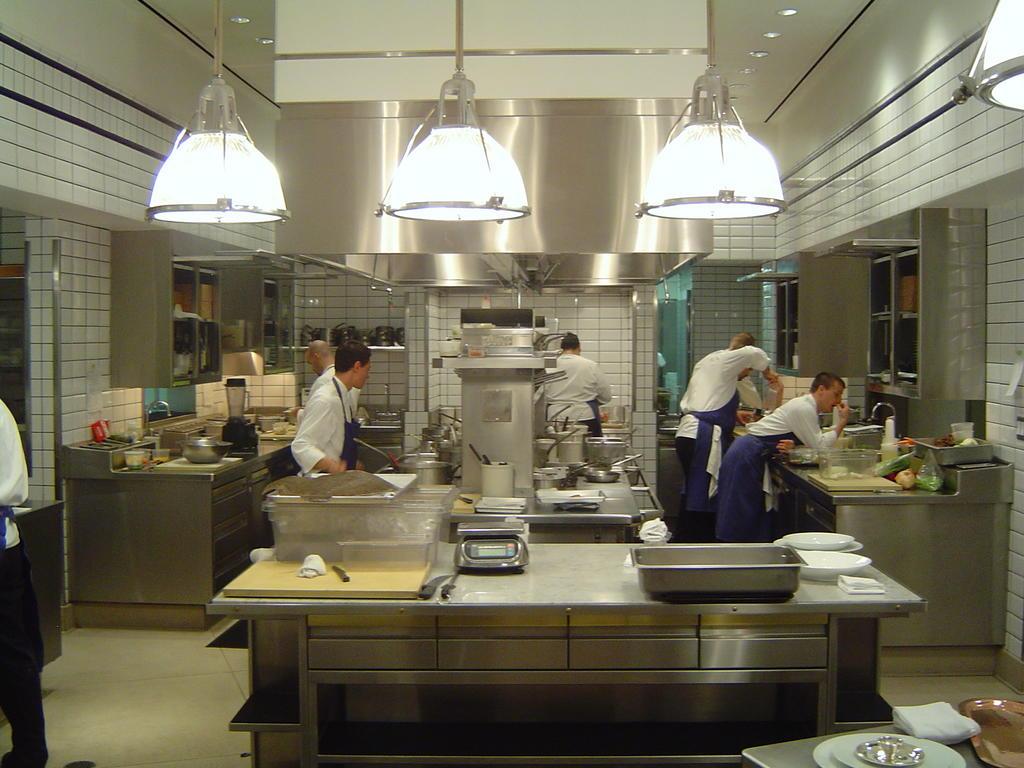 cocina de comedor